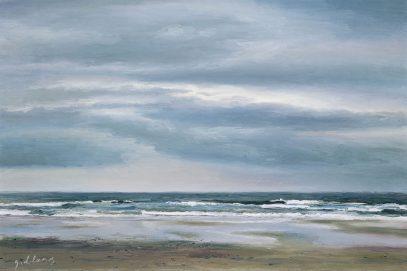 Beach Cornish Art