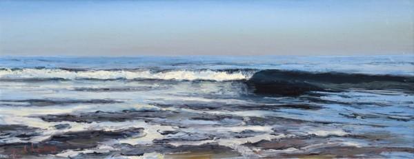 Cornish Sea(500mm x 200mm)