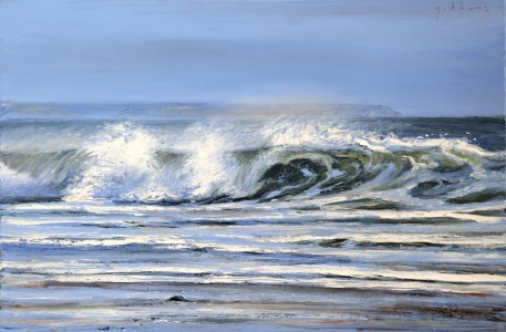 Praa Sands Shorebreak(600mm x 400mm)
