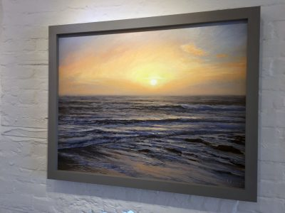 Porthleven Painting