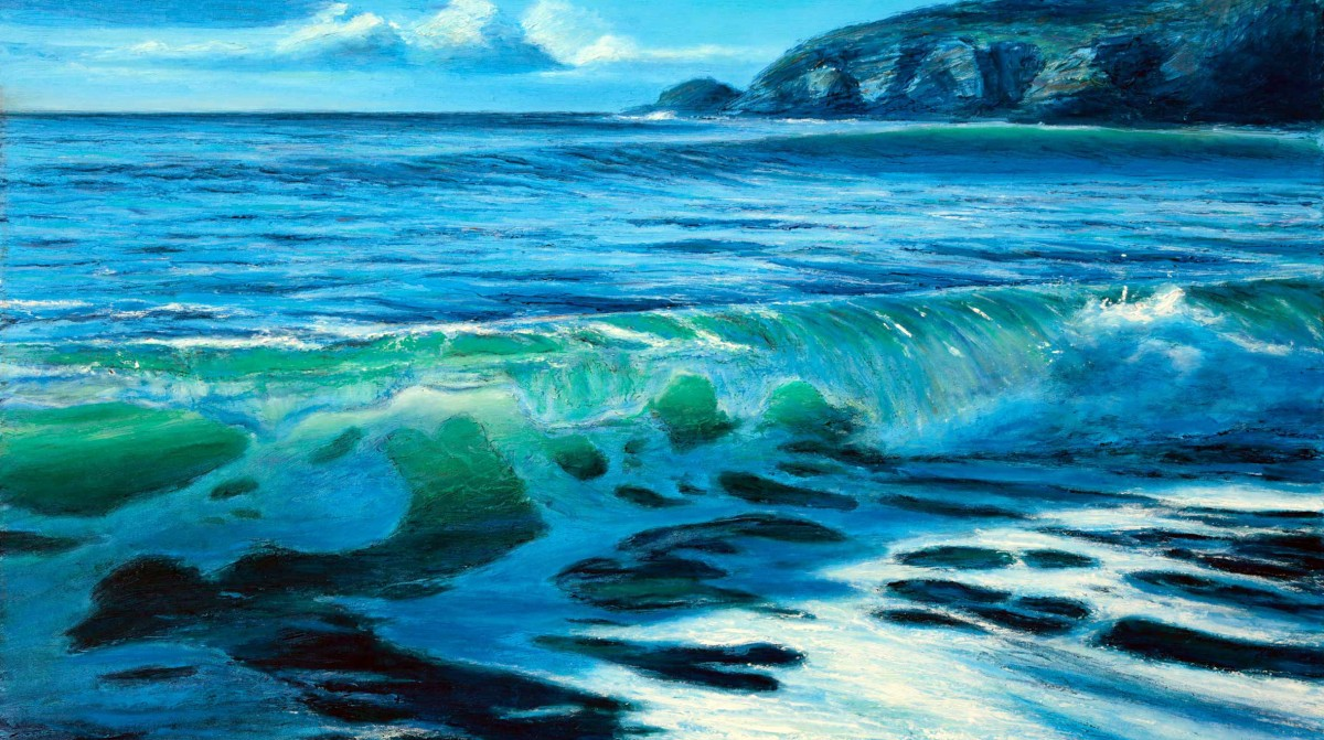 Summer Surf by Andrew Giddens