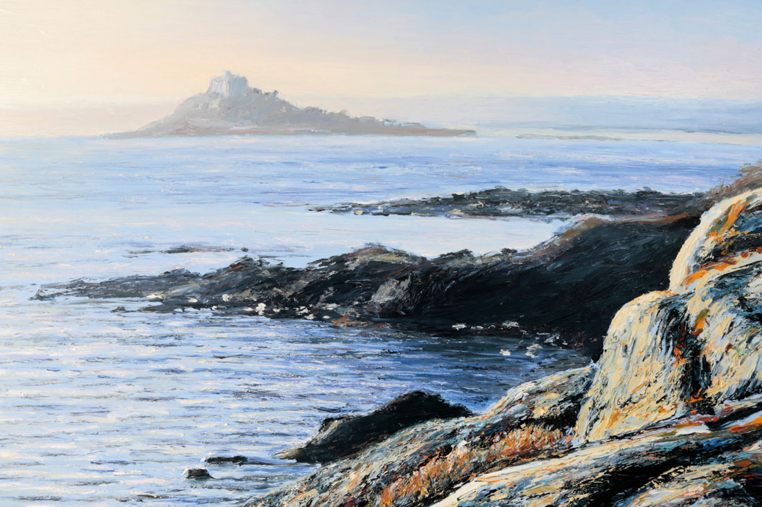 St.Michaels Mount by Andrew Giddens